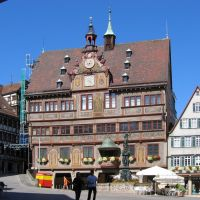 Tübingen: Rathaus/ city hall, Тюбинген