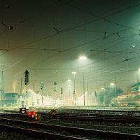 Hauptbahnhof, Тюбинген