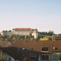 Schloss Hohentübingen von Süden, Тюбинген