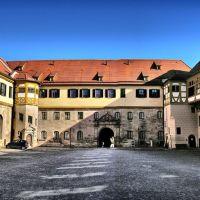Schloss Hohentübingen - Hof, Тюбинген