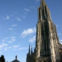Ulmer Münster_Tallest church in the world!, Ульм
