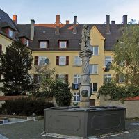 Löwensbrunnen, Ульм