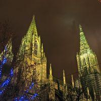 Münster beim Weihnachten, Ульм