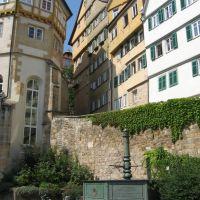 Brunnen vor dem Evangelischen Stift, Фрейберг