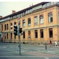 Faculdade de Geografia da Universidade de Tübingen, Фрейберг