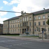 UNI Tübingen, Фрейберг