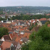 Tübingen, Фрейберг