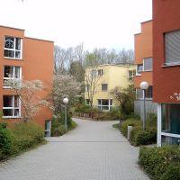 Fichtenweg, Studentendorf, Waldhäuser Ost, Tübingen, Фрейберг
