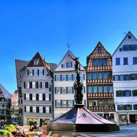 Marktplatz HDR, Фрейберг