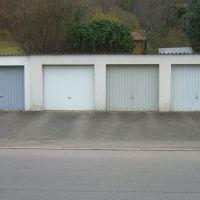 Garagenstudie in Grau und Blau, Фрейберг