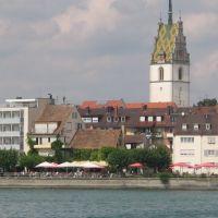 Seeblick auf Friedrichshafen, Фридрихсхафен