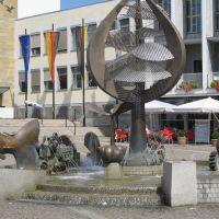Kunst vor dem Rathaus Friedrichshafen, Фридрихсхафен