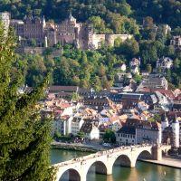 Ich hab mein Herz in Heidelberg  verloren..., Хейдельберг