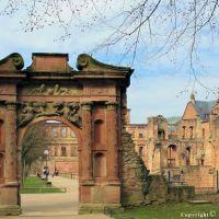 Heidelberg Schloss, Хейдельберг