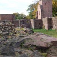 Heidelberg - Heiligenberg - Kloster St.Michael, Хейдельберг