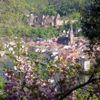 Spring / Frühjahr / Printemps (11), Хейдельберг