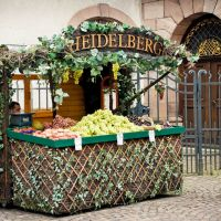 #51 Heidelberg Sliding Fruit Shop, Хейдельберг