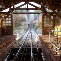 Heidelberg, Bhf. Königstuhl der Bergbahn, Хейдельберг