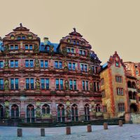 Schloß Heidelberg II, Хейдельберг