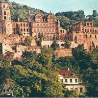 Schloss Heidelberg, Хейдельберг