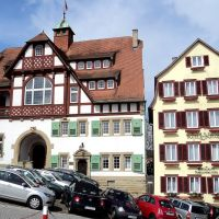 Germany - Traditional Architecture, Хейденхейм-ан-дер-Бренц
