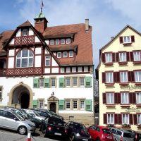 Germany - Traditional Architecture, Хейденхейм-ан-дер-Бренц