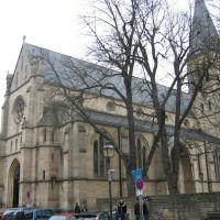 Sankt Johannes Evangelist, Хейденхейм-ан-дер-Бренц