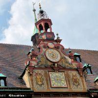 Tübingen Astronomische Uhr, Хейденхейм-ан-дер-Бренц