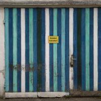 Streifen in der Brunnenstrasse, Хейлбронн