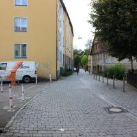 Verzwickte Gasse  Pfeifergässle, Швабиш-Гмунд