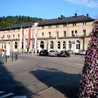 Schwaebisch Gmuend, Bahnhof, Швабиш-Гмунд