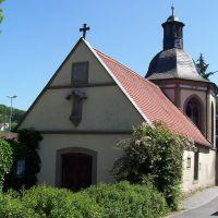 Herrgottsruhkapelle - Schwäbisch Gmünd, Швабиш-Гмунд