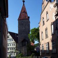 Schmiedturm, Швабиш-Гмунд