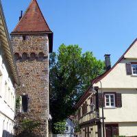 Wassserturm, Швабиш-Гмунд