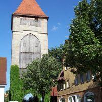 Rinderbacher Torturm, Швабиш-Гмунд