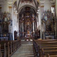 Sankt Franziskus - Schwäbisch Gmünd, Швабиш-Гмунд
