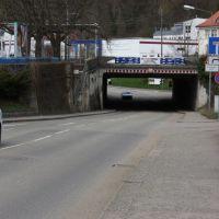 Schw. Gmünd, Unterführung zum Taubental, Швабиш-Гмунд
