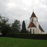 Friedhofskirche - Straßdorf, Швабиш-Гмунд