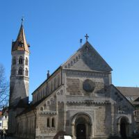 Johanniskirche - Schwäbisch Gmünd, Швабиш-Гмунд