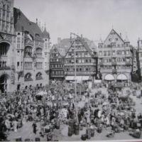 Stuttgart Marktplatz, 1933, Штутгарт
