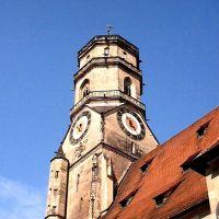 Stoccarda, Evangelische Stiftskirche (Cattedrale protestante), Штутгарт
