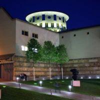 Stuttgart - Haus der Geschichte, Musikhochschule, Sir James Stirling, Штутгарт