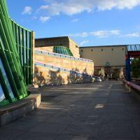 Stuttgart - Staatsgalerie, Sir James Stirling, Штутгарт
