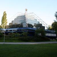 Stuttgart - Planetarium, Штутгарт