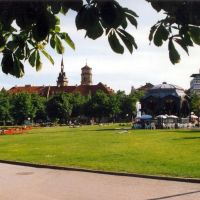 Schlossplatz (1997), Штутгарт