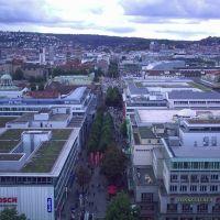 Stuttgart Königstrasse, Штутгарт