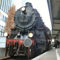 Null mal Eisenbahnromantik - Transportlok > Vernichtung (3. Reich), Штутгарт