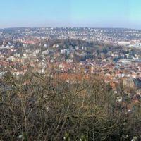 Stuttgart-City-Panorama, Штутгарт
