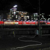 Stuttgart Bahnhof, Штутгарт