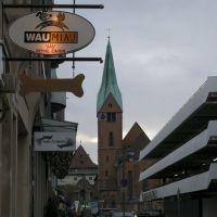 Stuttgart-Bohnenviertel, Штутгарт